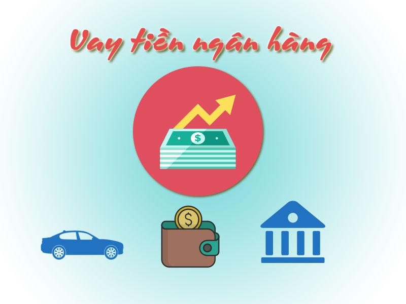 vay tiền ngân hàng nào để mua xe otô trả góp?
